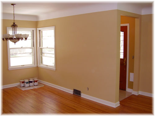 Interior room painting interior painter interior paint for Painting inside a house
